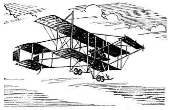 Airplane «Farman 4»